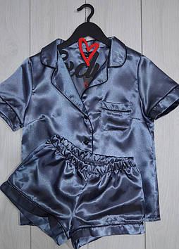 Атласная домашняя женская одежда ТМ Exclusive