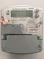 Счётчик NIK2303 AP6T.1802.MС.11 / НІК 2303L АП2Т 1082 MСE, 5(80)А, PLC-модуль,реле управления нагрузкой