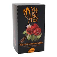 Majestic Tea — Белый чай и гранат
