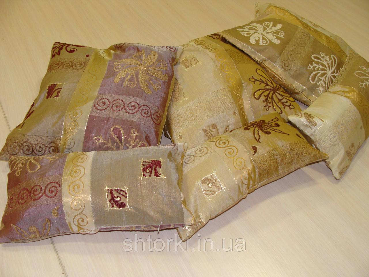 Комплект подушек Абстракция цветные 6шт