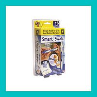 Прибор для чистки ушей Smart Swab!Акция
