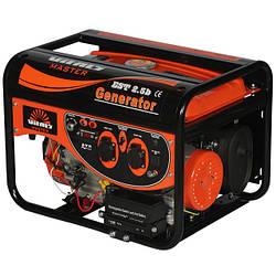 Бензинові генератори max. 0,5-3 кВт