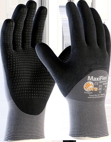 Рабочие перчатки MaxiFlex® Endurance™ 34-845
