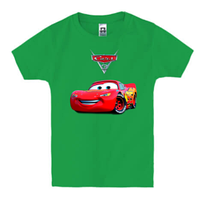 Детская футболка ТАЧКИ 3 - МОЛНИЯ МАКВИН, фото 3