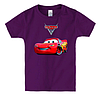 Детская футболка ТАЧКИ 3 - МОЛНИЯ МАКВИН, фото 4