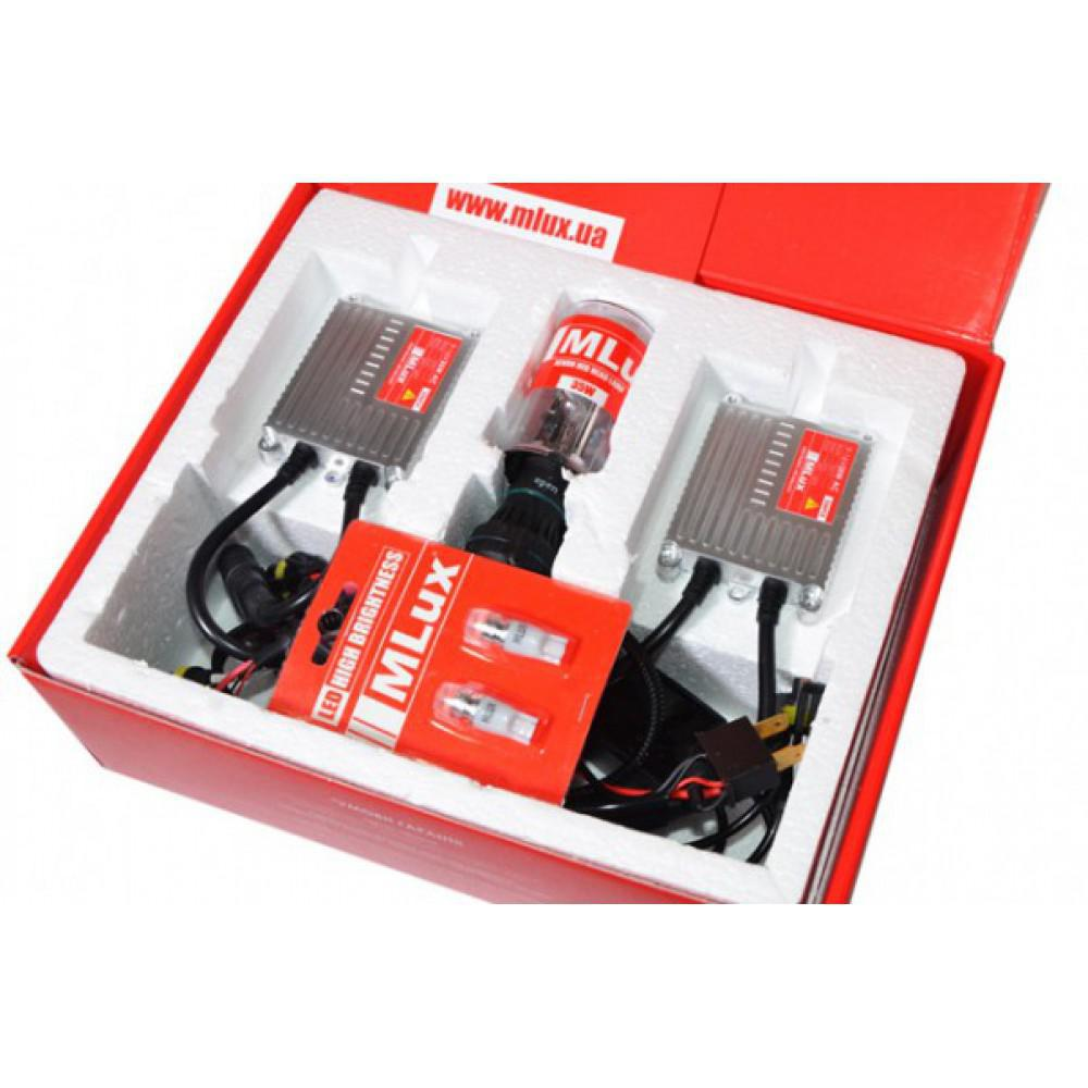 Комплект биксенона MLux Simple H4 H/L 4300K 9-16 35Вт