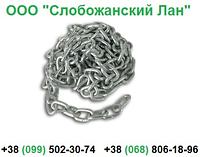 Цепь круглозвенная 10х65 DIN-763