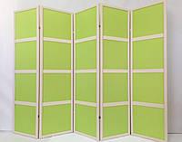 Ширма декоративна  колір каркасу крем c53c7e524cc09