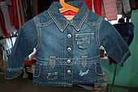 Джинсовая куртка Levis для девочки