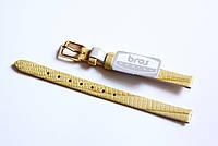 Ремешок для часов Bros BRS0802YE-01 8 мм Желтый