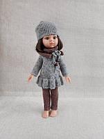 Осенний костюм Handmade для кукол Paola Reina, 32 см