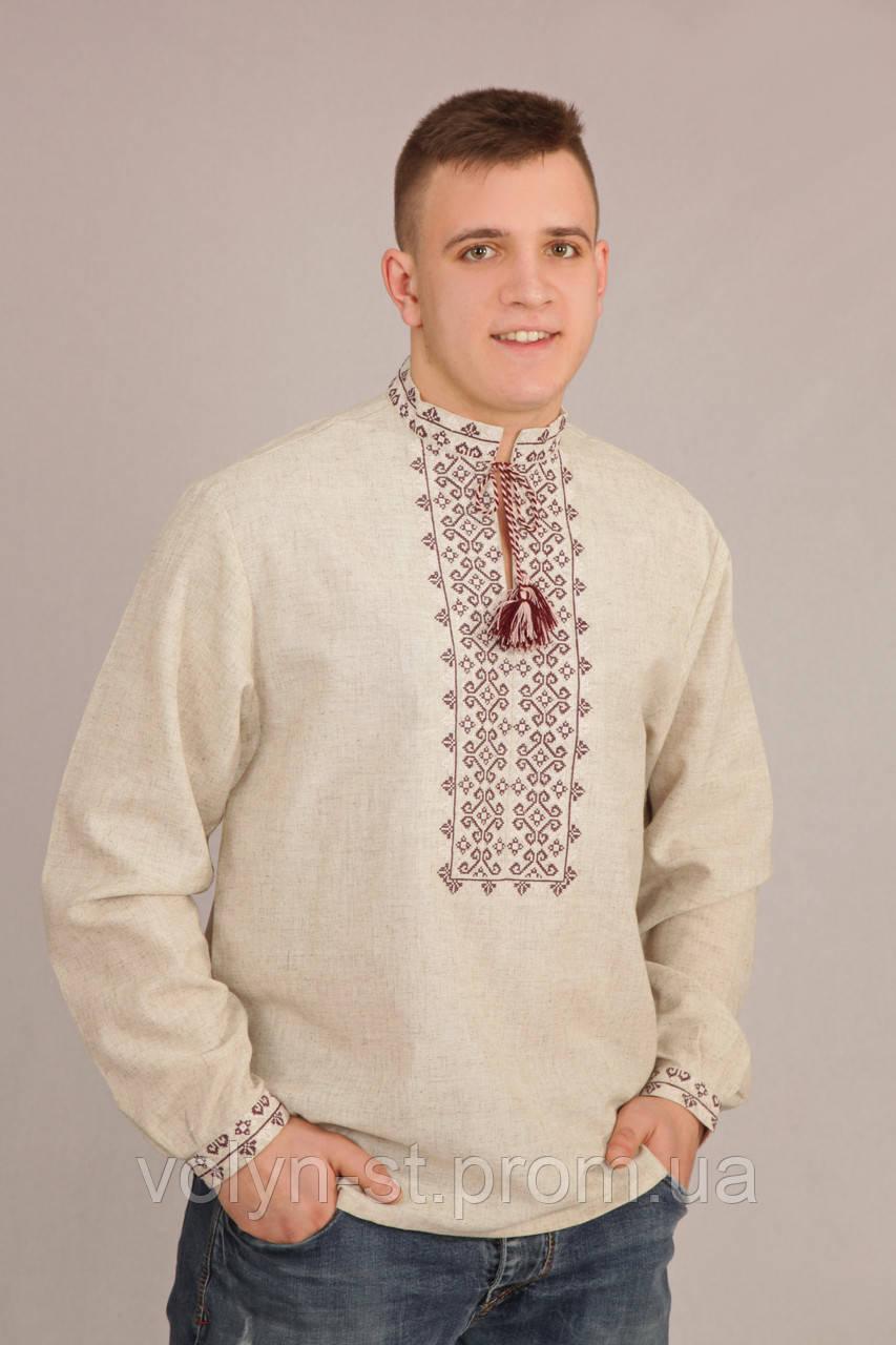 302f811e163e Вышиванка мужская стильная, цена 620 грн., купить в Луцке — Prom.ua ...