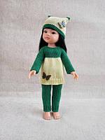 Костюм с бабочкой  Handmade для кукол Paola Reina, 32 см