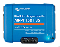 Контроллер заряда Victron Energy SmartSolar MPPT  150/35 - Tr (35A, 12/24/48 B), фото 1