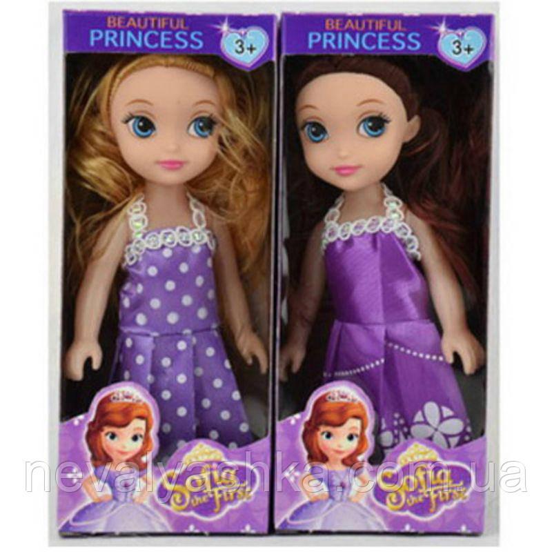 Кукла София Прекрасная Принцесса Маленькая Куколка Sofia, 603, 007040