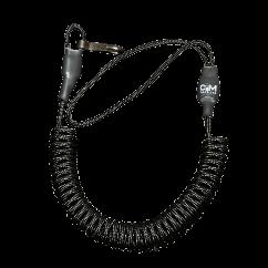 Страховочный шнур петля - карабин С&M Tactical