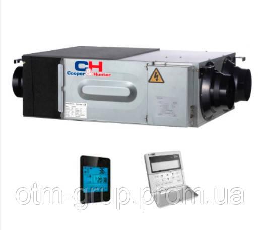 Приточно вытяжная установка Cooper&Hunter CH-HRV2K2