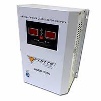 Автоматический стабилизатор напряжения Forte ACDR-5kVA (Бесплатная доставка)