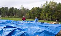 Тенты водостойкие : хозяйственные накрытия, тенты от дождя, навесы от солнца, пологи, брезенты, укрытия