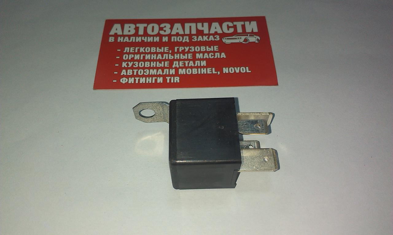 Реле электрическое 4-х контактное 12V 70А стартера