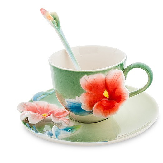 Фарфоровая посуда Pavone Дизайн Мальва