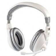 Гарнитура E-BLUE-stereo computer headset with volume control,for any computer or labtop of skype/msn chat