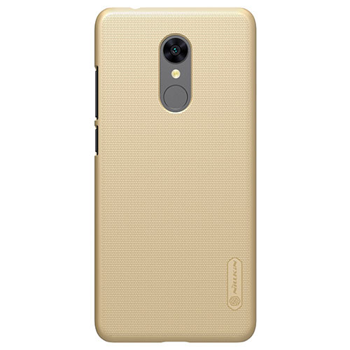Чехол-бампер Nillkin Super Frosted Shield Gold для Xiaomi Redmi 5