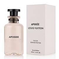 Louis Vuitton Apogee EDP 100ml TESTER (парфюмированная вода Луи Виттон Аподжи тестер )