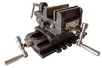 Тиски машинные крестовинные 100 мм