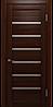 Межкомнатные двери шпон Модель Эмаль ЭКЮ ПГ, фото 2