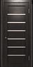 Межкомнатные двери шпон Модель Эмаль ЭКЮ ПГ, фото 3