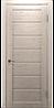 Межкомнатные двери шпон Модель Эмаль ЭКЮ ПГ, фото 5