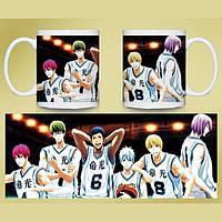 Кружка чашка Баскетбол Куроко: Последняя игра