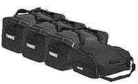Набор сумок THULE GoPack Set TH-8006 - набор из 4 сумок, цвет: черный