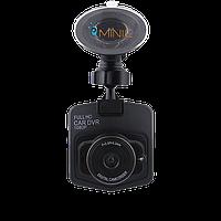 Автомобильный видеорегистратор H400 HD Car 1080р c углом обзора 170°