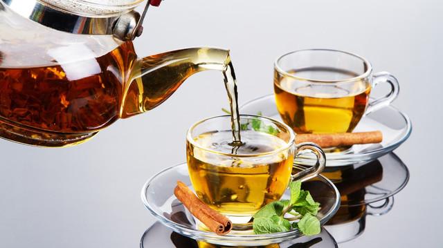 Чай, немного о главном.