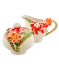 Фарфоровая посуда Pavone Дизайн Георгин