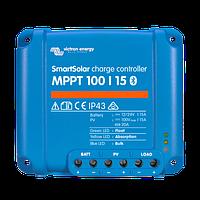 Контроллер заряда Victron Energy SmartSolar MPPT 100/15 - Tr (15A, 12/24В), фото 1