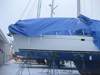 Тент Тарпаулин накрытия для катеров и яхт, стояночные тенты