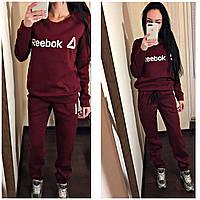 Женский спортивный костюм Reebok (весенний)