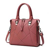 Женская стильная сумочка. Женские сумки и кошельки. Женская сумка в розовом цвете., фото 1