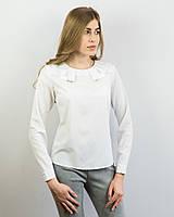Блуза белого цвета
