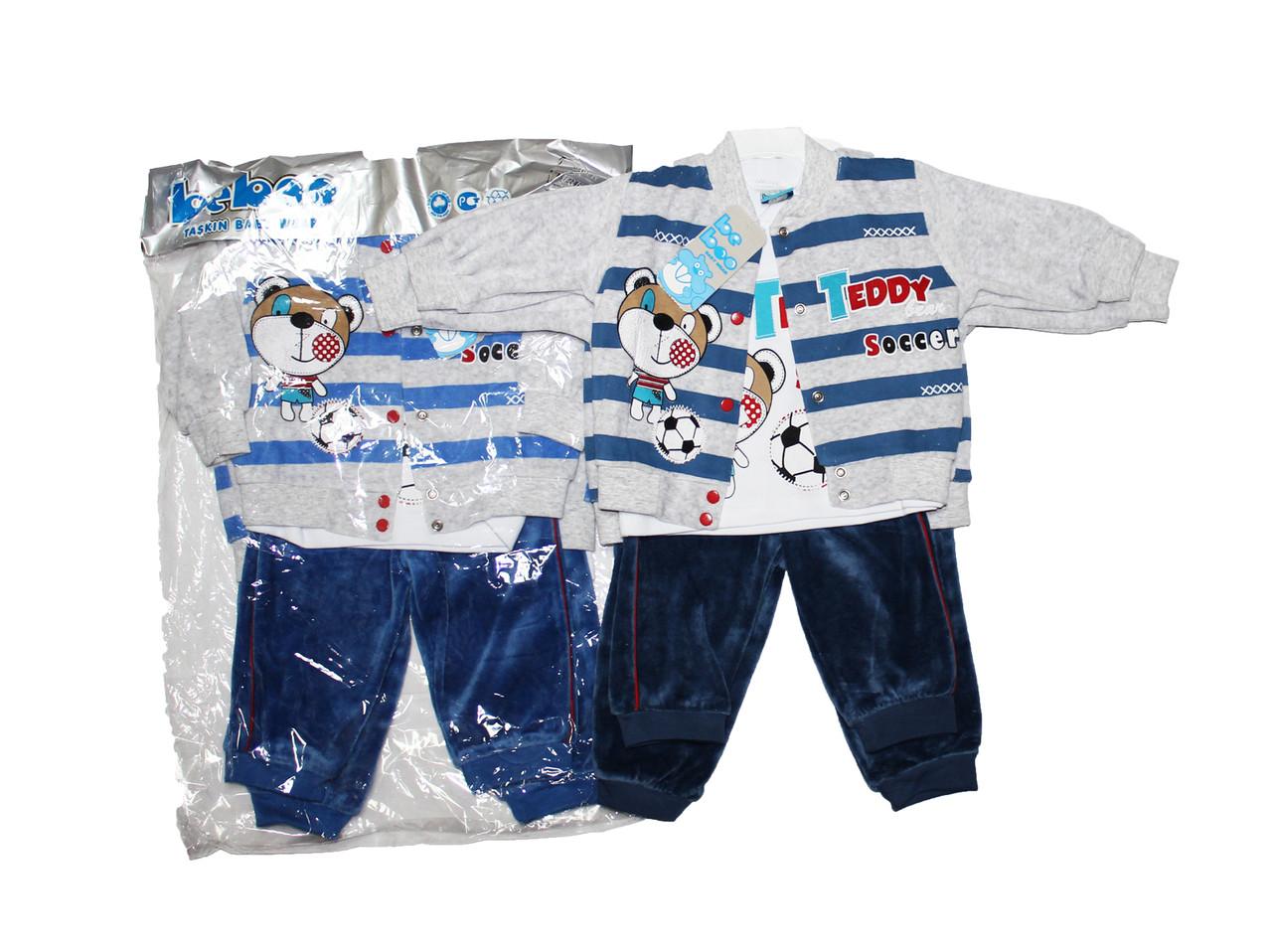 Костюм детский трикотажный для мальчика. Вebcоo 819