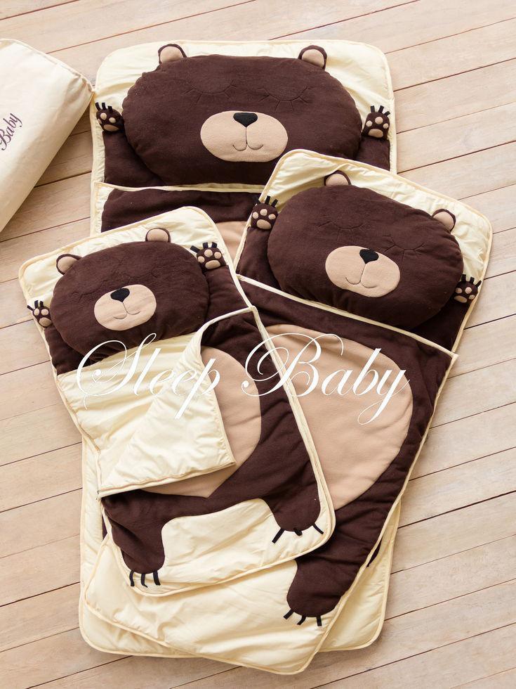 """Слипик """"Медвежонок"""" ТМ Sleep baby (Украина) Детский постельный комплект"""