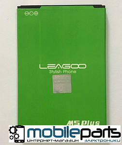 Оригинальный Аккумулятор АКБ (Батарея) для Leagoo M5 Plus (Li-ion 3.8V 2500mAh)
