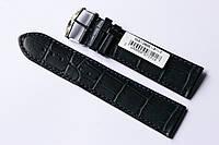 Ремешок для часов Bennett&Murray DLS-2422L-81-7 24 мм Синий
