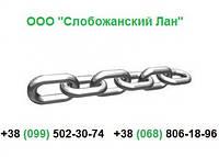 Цепь круглозвенная 14х50-8 ТУ У12.44.10.015-94