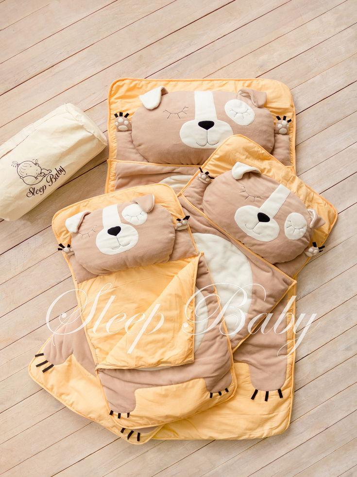 """Слипик """"Щенок"""" ТМ Sleep baby (Украина) Детский постельный комплект"""