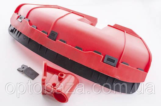 Защитный кожух в сборе для мотокос серии 40 - 51 см, куб, фото 2