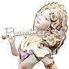 Фигурка-статуэтка фарфоровая Италия, ручная работа «Леди с зонтиком» Sabadin, h-43 см (2964Ls), фото 2